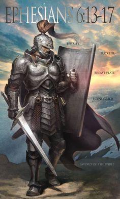 All About Spiritual Warfare