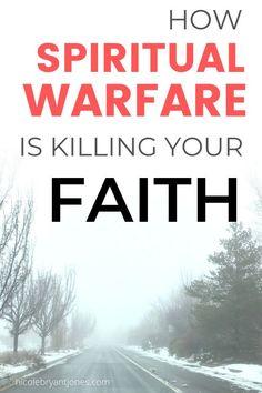 Spiritual Warfare - The battle of the mind