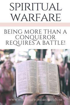 Spiritual Warfare - Fighting the Battle