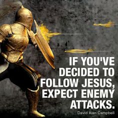 All About Spiritual Warfare - The instant you accept Jesus as Lord and Savior, war is delcared against you. But all is not lost!