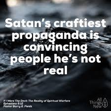 Spiritual Warfare -Satan