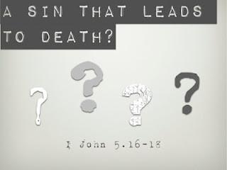 The Unnpardonable Sin Explained