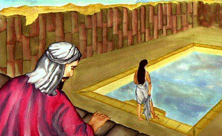 Sin and Consequences - David and Bathshebia