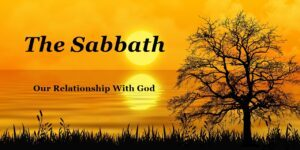What is the Antichrist - The Sabbath