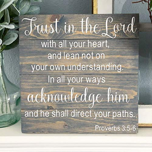 What are the 7 spiritual laws of success - trust in the Lord