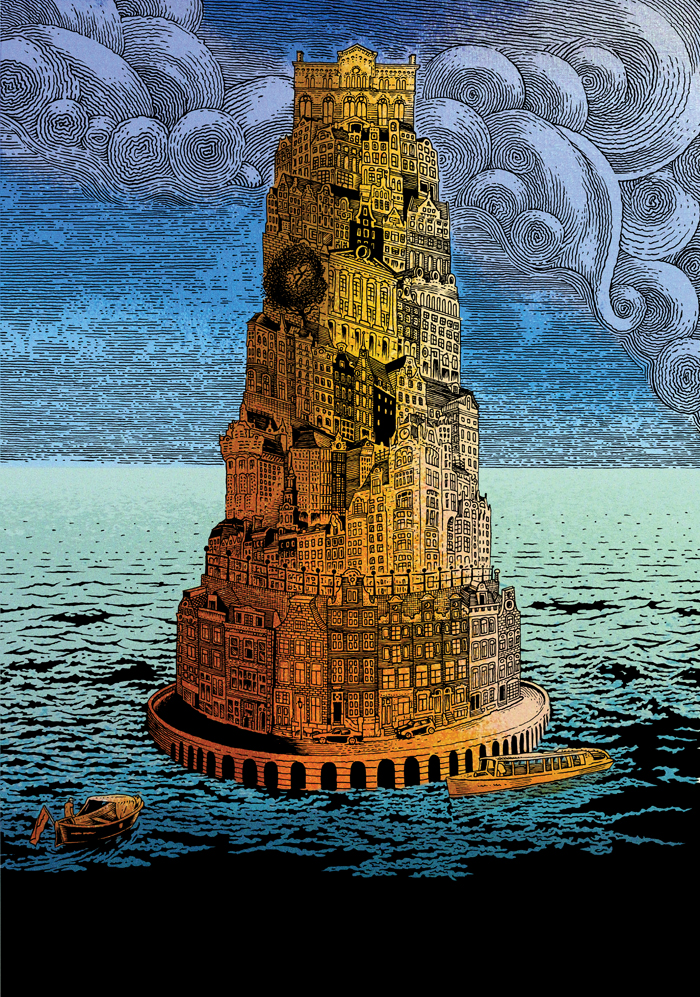 The History of the Holy Roman Empire - The Tower of Babel