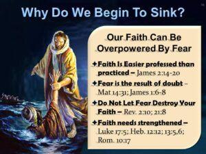 A Faith Failure