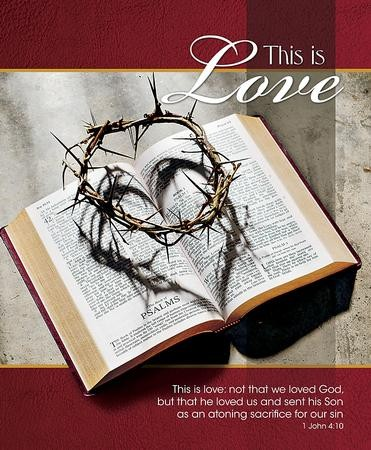 What is Biblical Love - 1 John 4:8