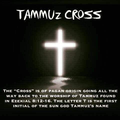 Christian Holidays Pagan? - Tammuz